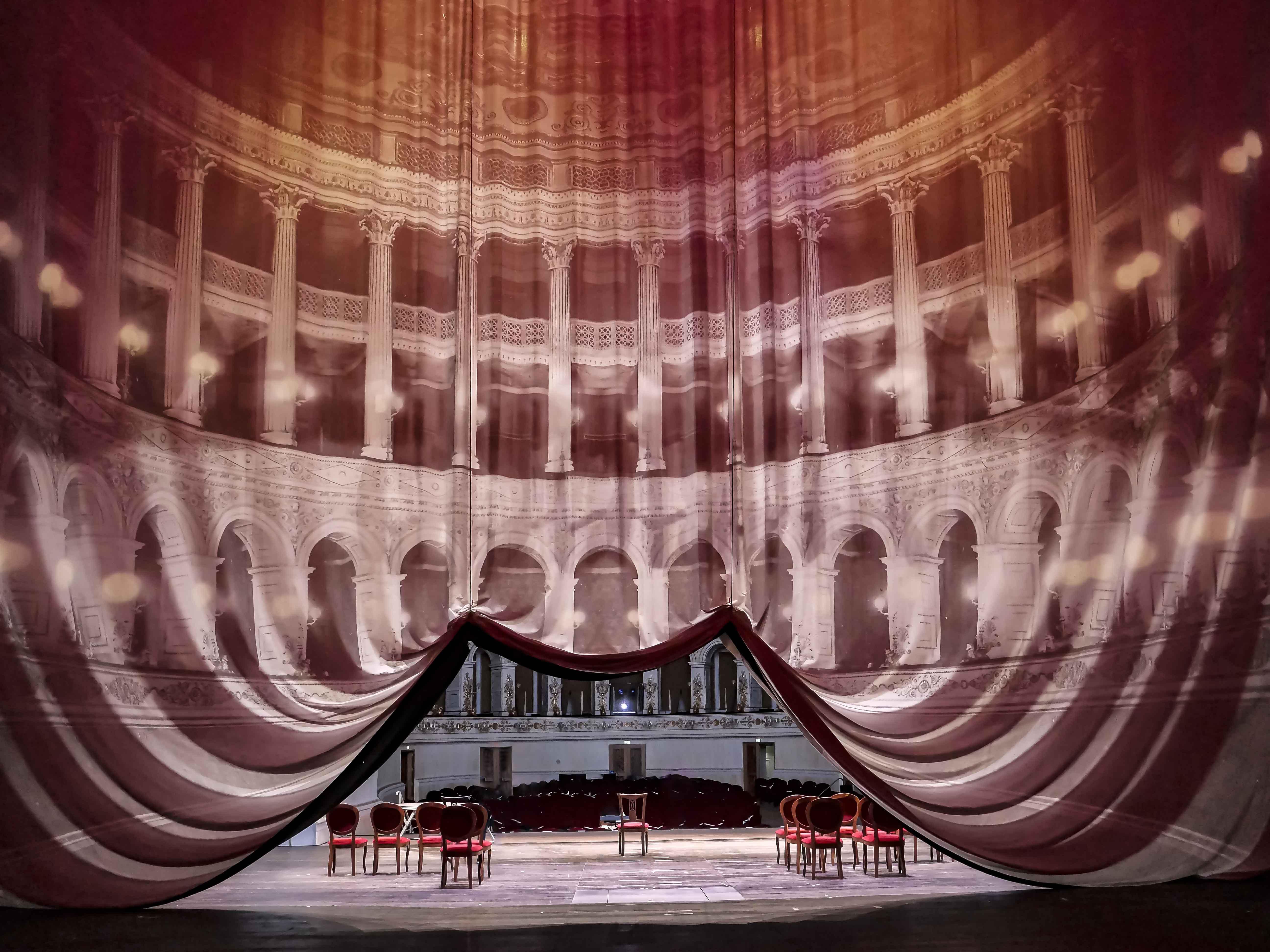 Teatro Galli Aroldo